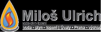 Topení – Voda – Plyn • Miloš Ulrich Úvaly